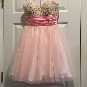 Jovani Short Formal Dress